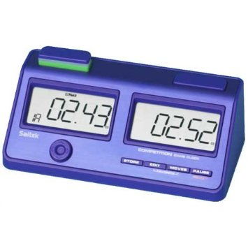 Saitek Competition Game Clock