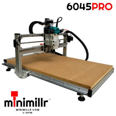 Desktop CNC Router Wood Machine